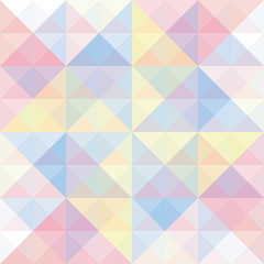 Colorful triangle background10