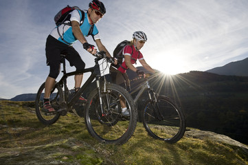 Mountainbiking - downhill - Mountainbike
