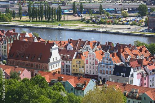 Szczecin - Zbytkowa architektura