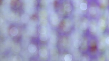 Beautiful bokeh, background, bead curtains,