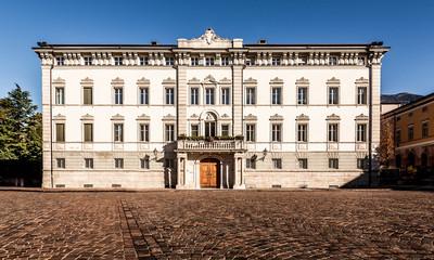 Archiepiscopal Palace, Trento, Italy