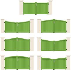 Formes de portails