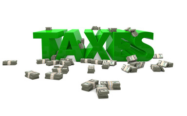 Taxes Local State Federal Levied