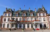 Fototapety Chateau de Pourtales à la Robertsau, Strasbourg, France