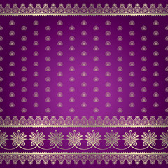 Indian baskground pattern