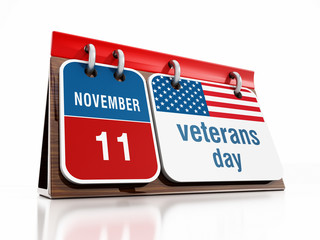US Veteran's Day
