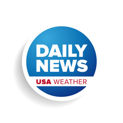 Daily news USA weather