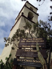Historic Ventura Mission