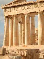 Parthenon Temple Athens Greece