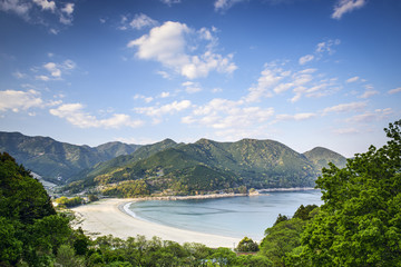 Atashika Beach, Kumano, Mie Prefecture, Japan