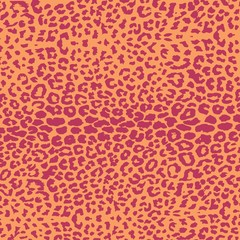 Leopard pattern, repeating background