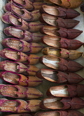 traditional mojari shoes