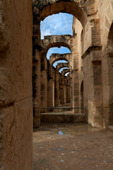 Colosseum of El Djem