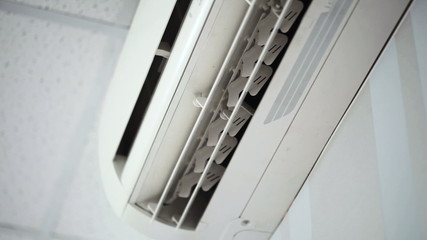 Air-conditioner  close-up