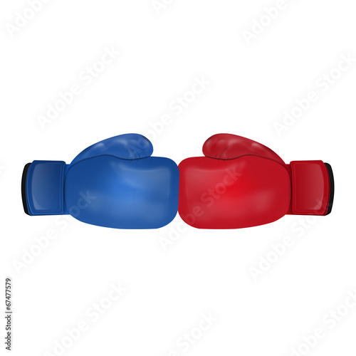 Two Boxing gloves - 67477579