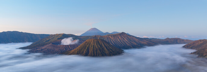 Mont Bromo, Indonesie