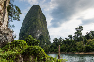 Giant Rock, Khao Sok National Park