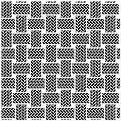 vector black white seamless textile pattern