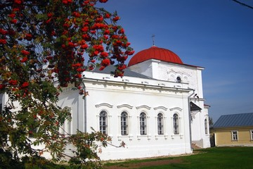 Church of Saint Nicolas, Kremlin in Kolomna.