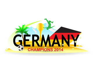 Germany Champions 2014