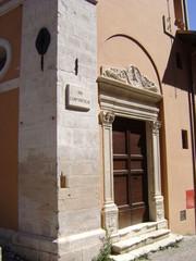 L'Aquila rinasce - Cantieri