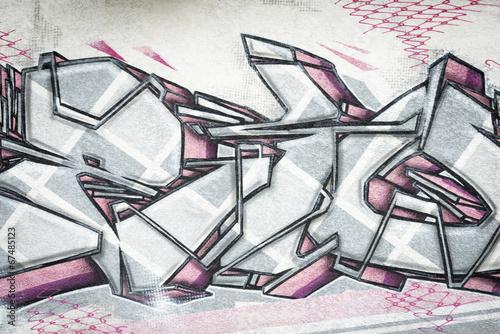 Graf lettrage