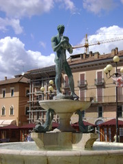 L'Aquila rinasce - Fontana vecchia