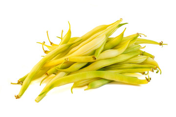 Ripe sparge beans