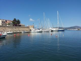 Porto turistico di Alghero