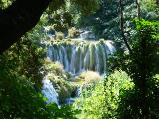 Waterval Kroatie Sibenik