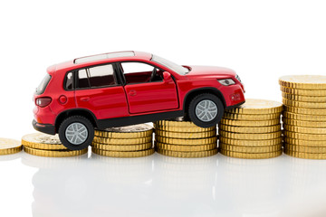 Symbolfoto Autokosten
