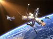 Spacecrafts And Space Station
