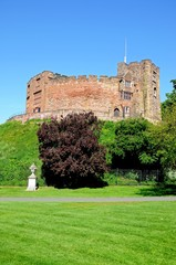 Castle and gardens, Tamworth © Arena Photo UK