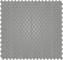 Dark grey grid floral background