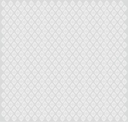 Light grey floral grid background