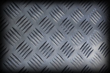 background texture of steel metal plate