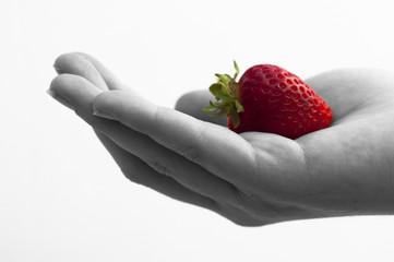 Don de fraise
