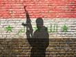 Leinwanddruck Bild - civil war in Iraq