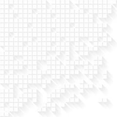 Hintergrund Qaudrate Lücken grau