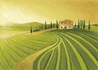 Old Italian Farm