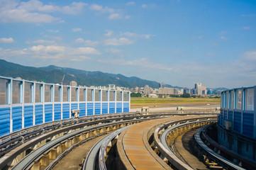 railway of taipei metro