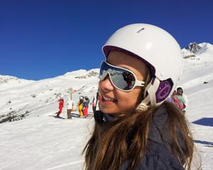 Ado au ski