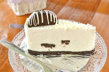 fresh milk cake,