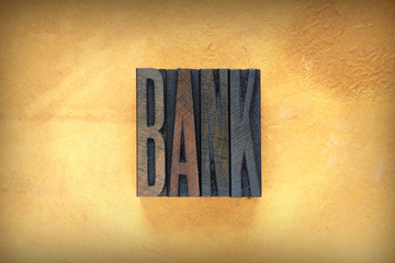 Bank Letterpress