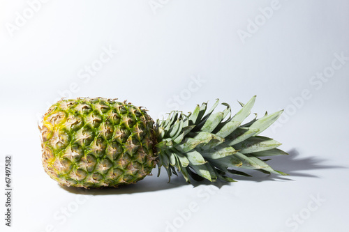 canvas print picture Ananas
