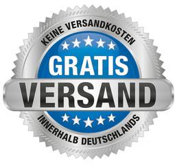 Gratis Versand - Keine Versandkosten - innerhalb Deutschlands