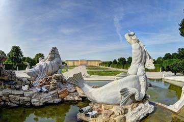 Wien Schönbrunn Schlosspark