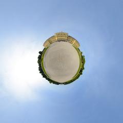 Wien Schönbrunn Planet