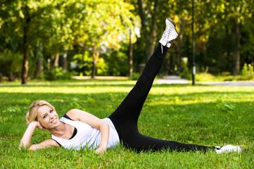recreational exercise