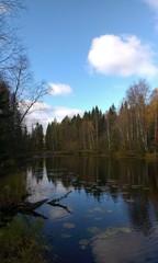 Чудное озеро